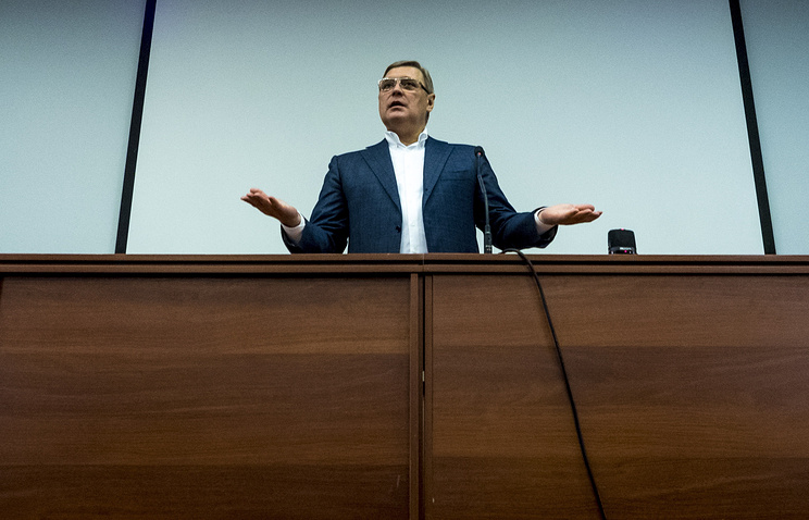 Mikhail Kasyanov, former Russian prime minister turned opposition politician