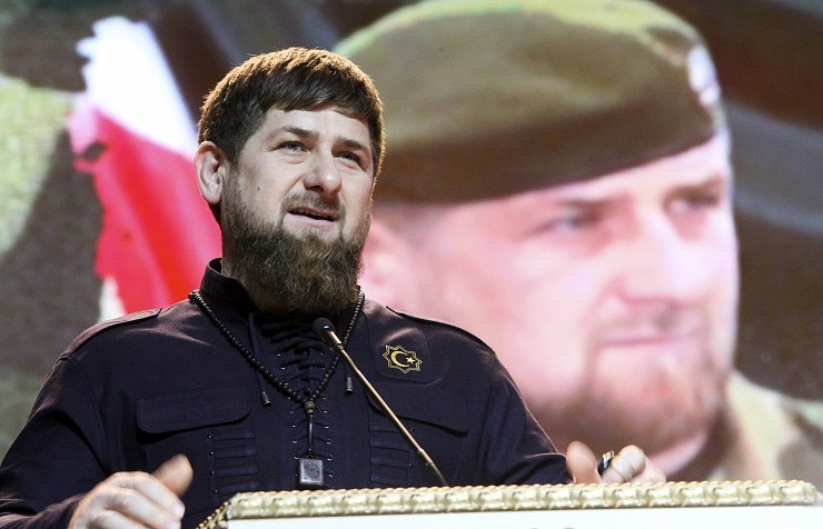 Head of the North Caucasus' Chechen Republic Ramzan Kadyrov