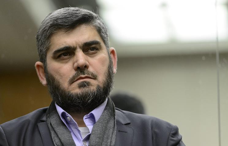 Mohammad Alloush