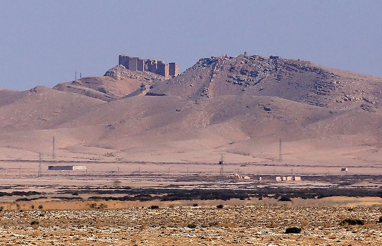 Fahkr ad-Din al-Maani castle