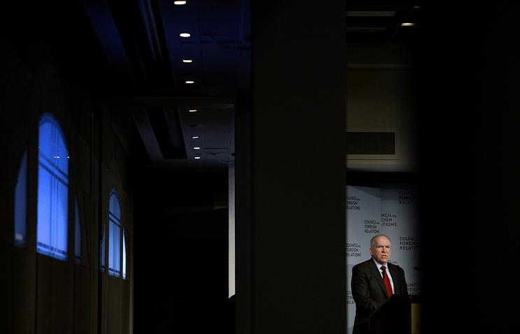 The head of the Central Intelligence Agency (CIA), John Brennan