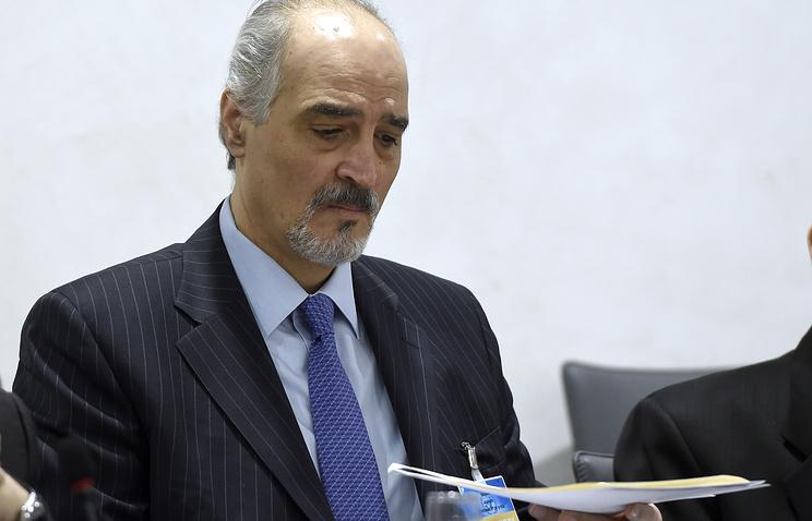 Bashar Ja'afari