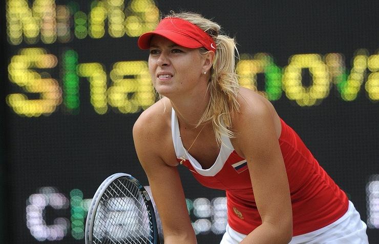 Did a tennis insider spill on Maria Sharapova's retirement?