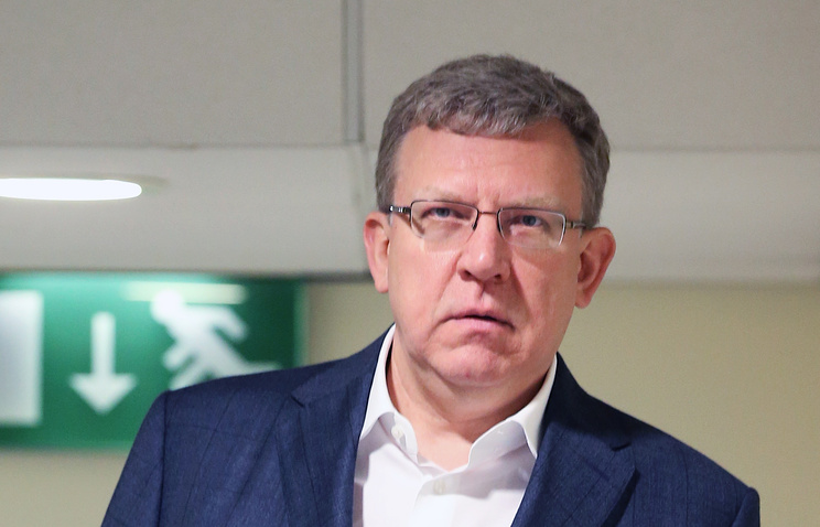 Former finance minister, chairman of the Committee for Civil Initiatives, Alexei Kudrin