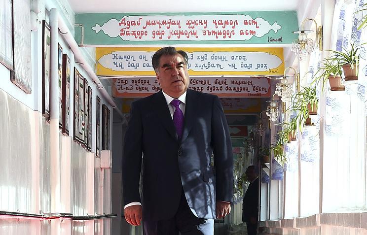 Emomali Rakhmon