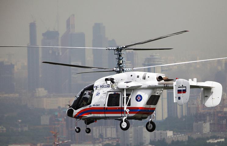 Kamov Ka-226 helicopter