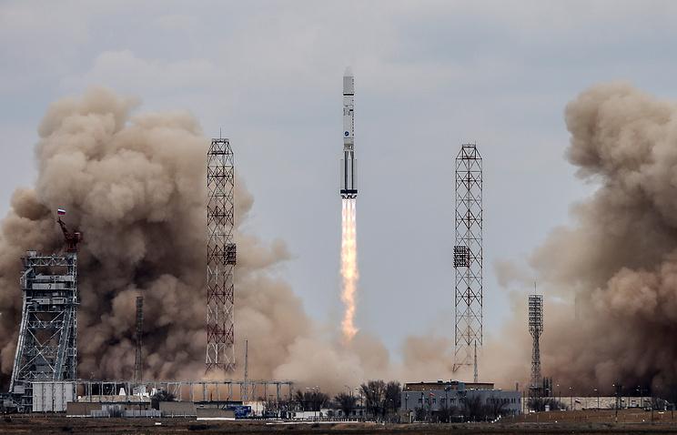 Proton-M carrier rocket (archive)
