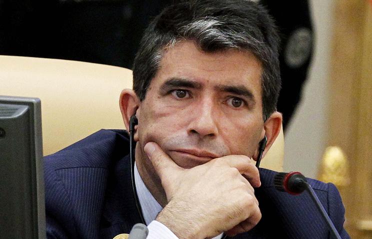 Uruguayan Vice President Raul Sendic