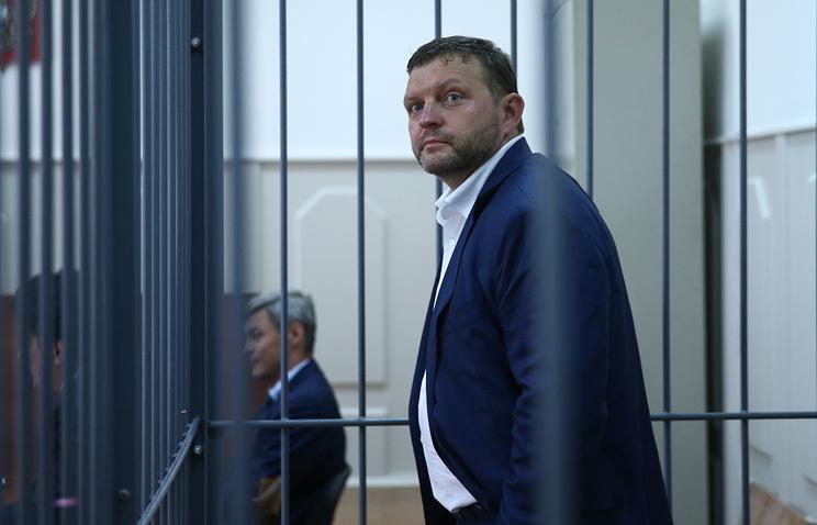 Governor of the Kirov region Nikita Belykh