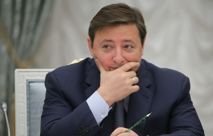 Russian Vice-Premier Alexander Khloponin