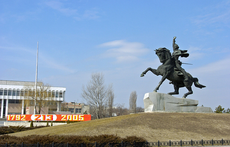 Moldova, Tiraspol