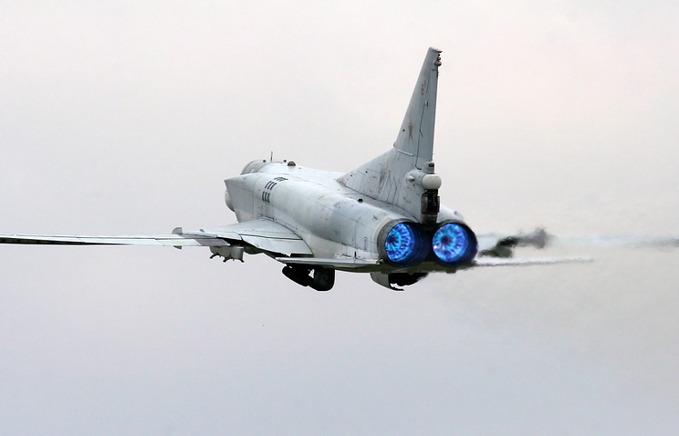 Tupolev Tu-22M3 bomber