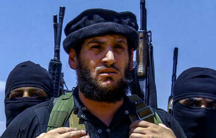 Abu Muhammed al-Adnani