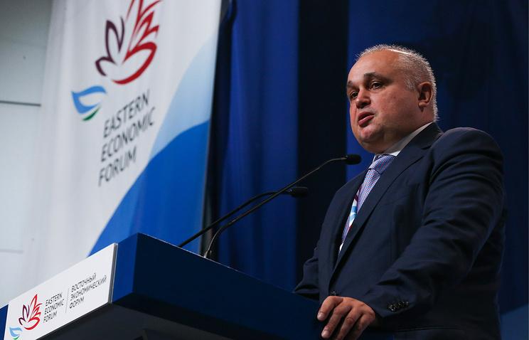 Kolmar Coal Mining Company Director General Sergey Tsivilev