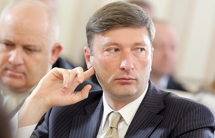 Zaur Smirnov, chairman of the Crimean State Committee for inter-ethnic relations and deported citizens