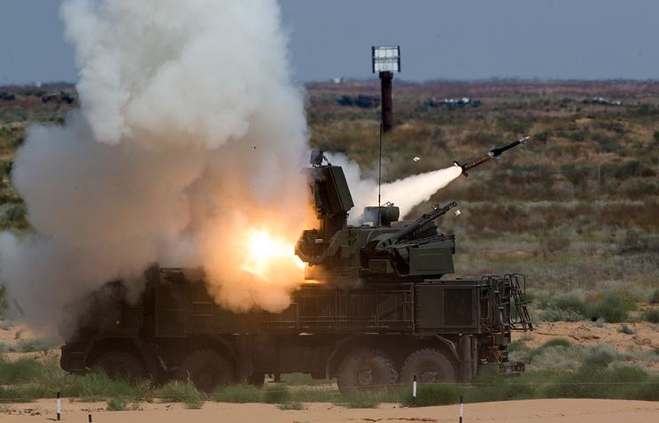 Pantsir-S air defense system