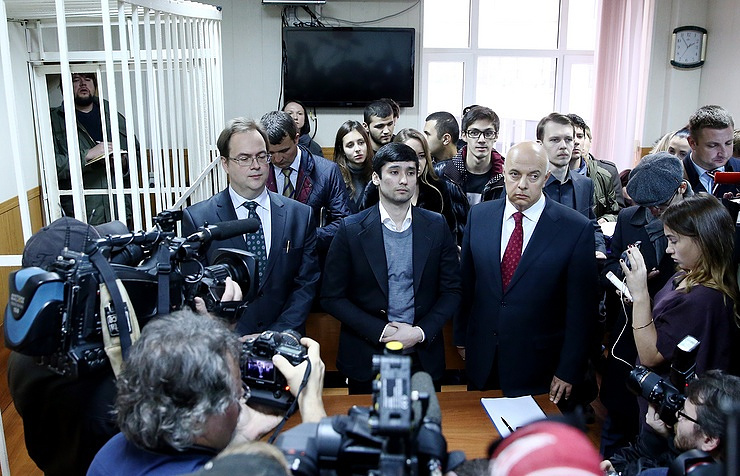 Ruslan Shamsuarov in court