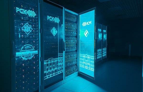 Supercomputer at SPbPU