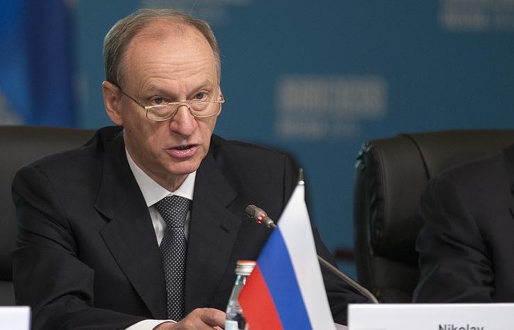 Secretary of Russia's Security Council Nikolai Patrushev