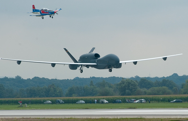 Euro Hawk UAV