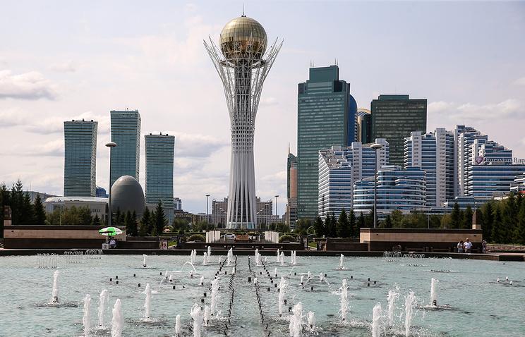 Kazakhstan's capital Astana