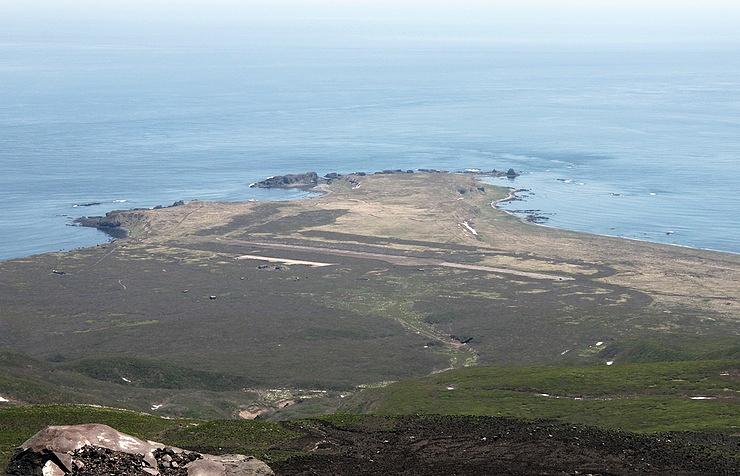 The Matua Island