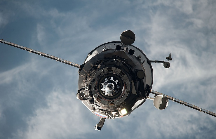 Russian spacecraft headed to resupply International Space Station in trouble, NASA says