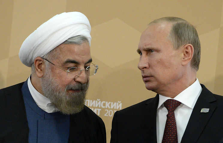 Russia, Iran, and Turkey meet to discuss Syria