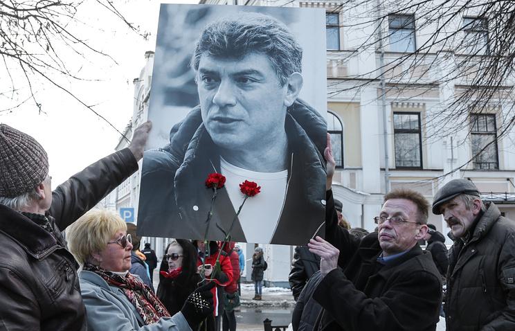 Portrait of Boris Nemtsov