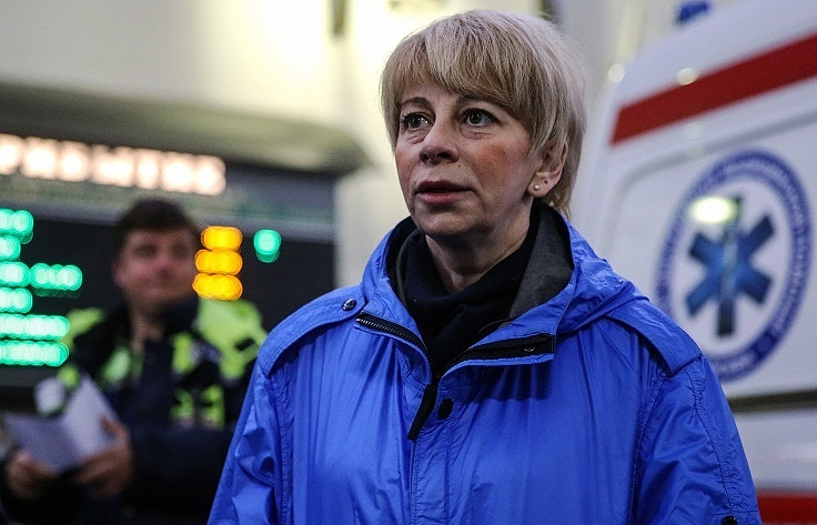 Elizaveta Glinka (Dr. Liza)