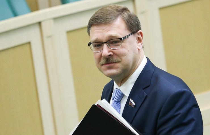 Konstantin Kosachev