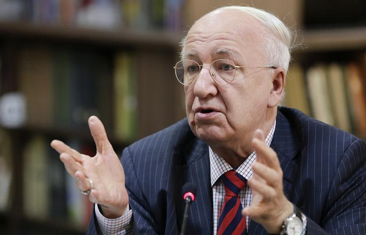 Russian Ambassador to India, Alexander Kadakin