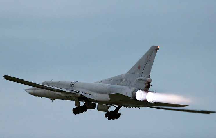 Tupolev-22M3 bomber