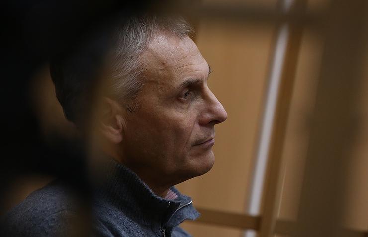 former governor of the Sakhalin region Alexander Khoroshavin