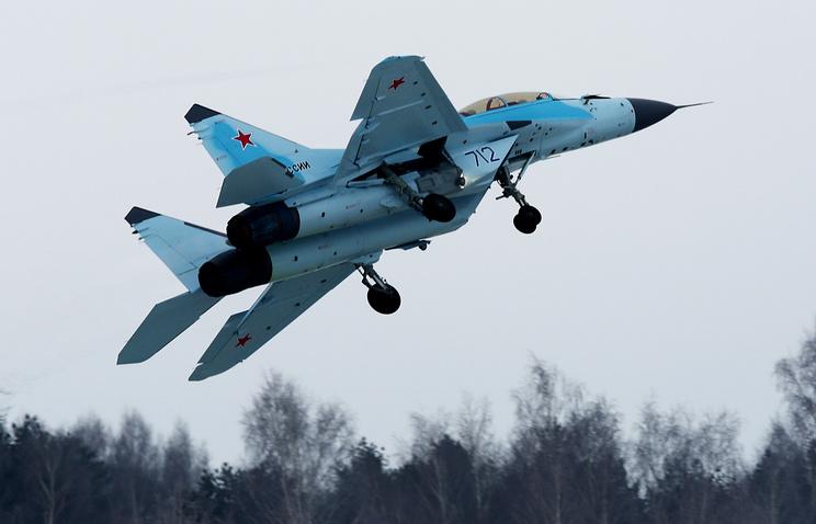 MiG-35 fighter jet