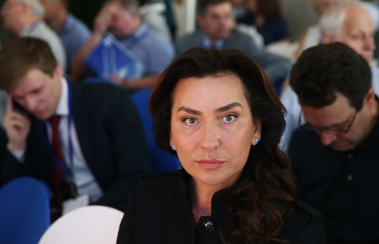 Newly-elected president of the Fair Aid Foundation Ksenia Sokolova