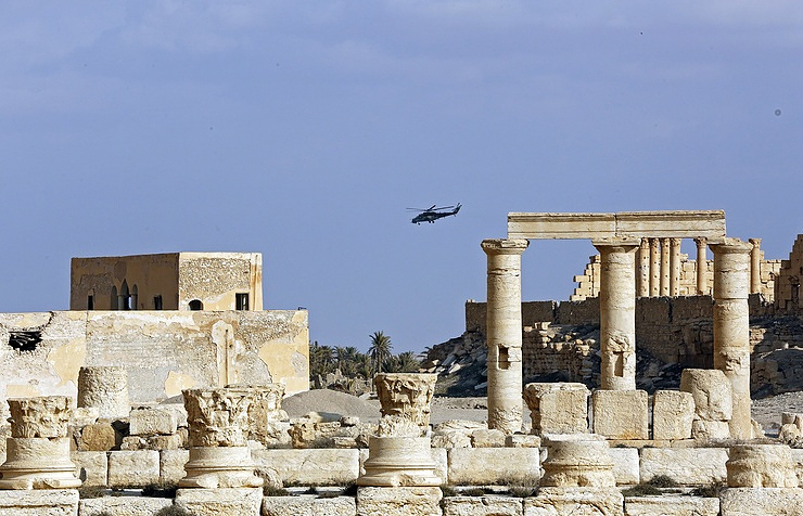 Russian Federation: 1000 ISIS casualties as Syrian troops retake Palmyra