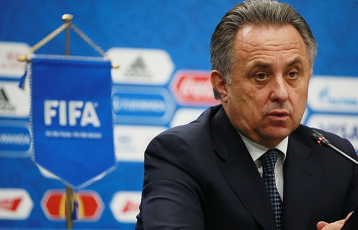 Mutko barred from re-election to Federation Internationale de Football Association council