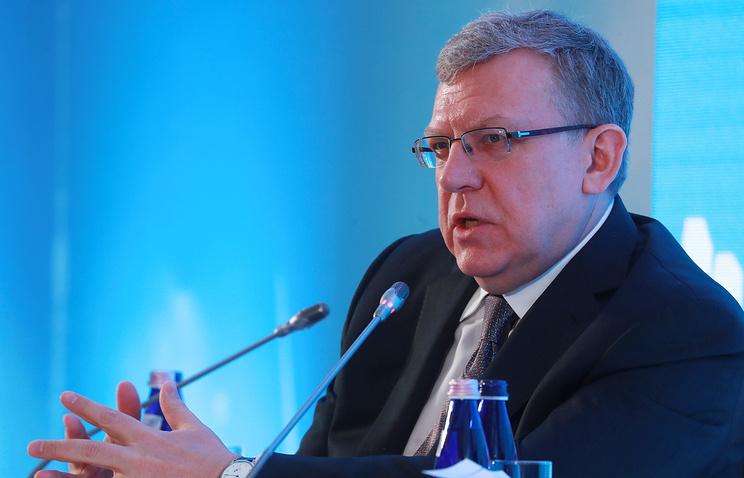 Russia's former Finance Minister Alexei Kudrin