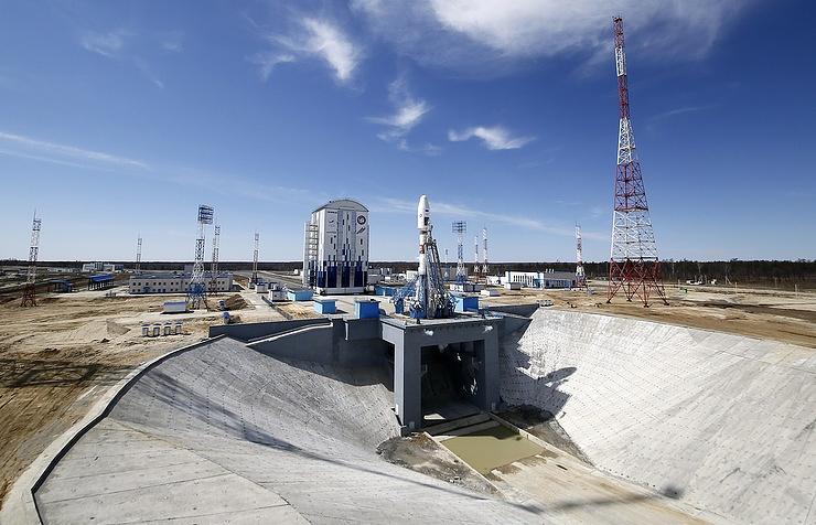 Vostochny space center