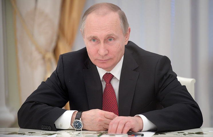 Putin says Russian people will choose his successor via ballot box