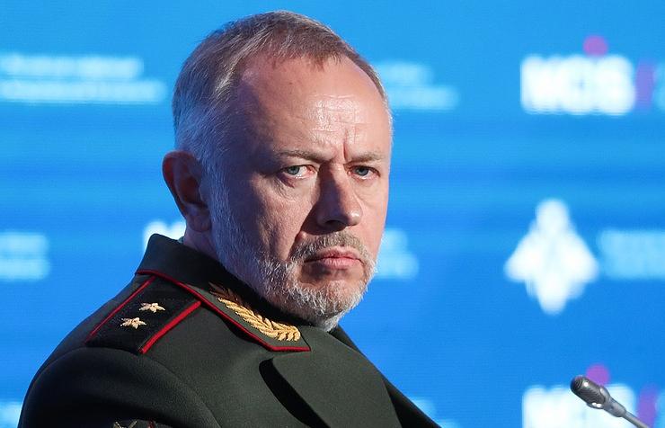 Deputy Defense Minister Lieutenant-General Aleksander Fomin