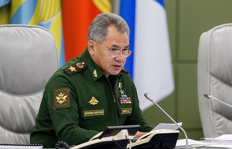 Sergei Shoigu