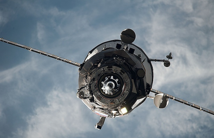 Russia supply ship launched to space station