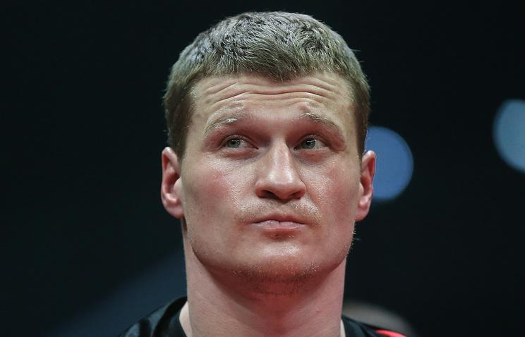 Alexander Povetkin