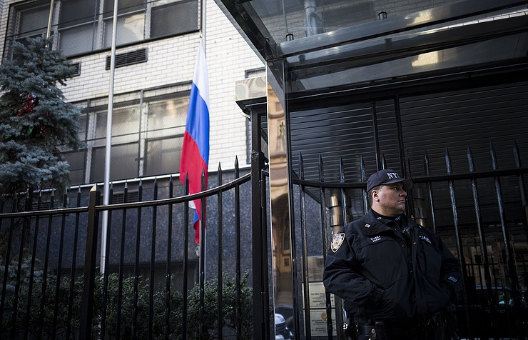 Russian Federation  demands immediate return of diplomatic property from US