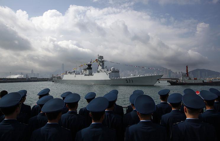 Yuncheng frigate
