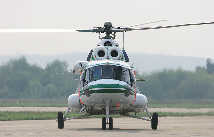 Mi-17 helicopter