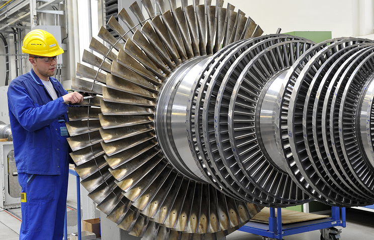 Siemens stops delivering power generation equipment to Russian state-controlled firms