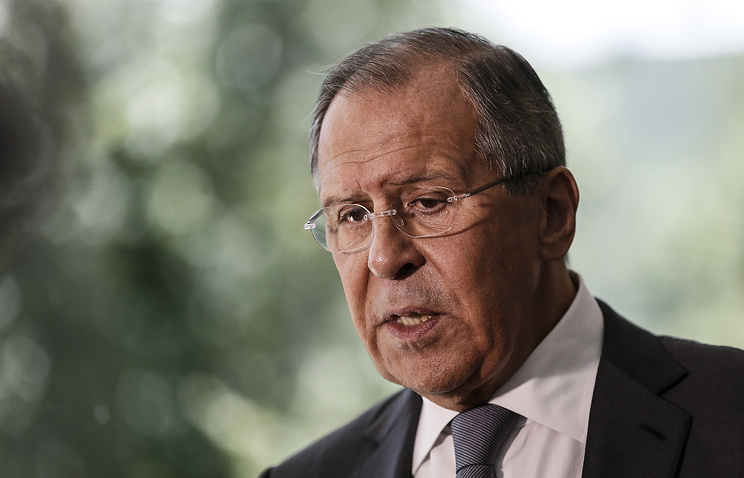 Russian Federation  ready for equitable dialogue with European Union  and US - Lavrov